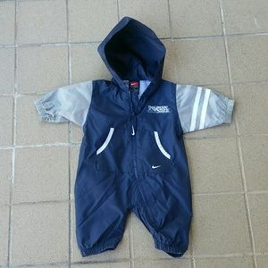 Penn State Nittany Lions Size 3-6 Months Baby Boys Romper